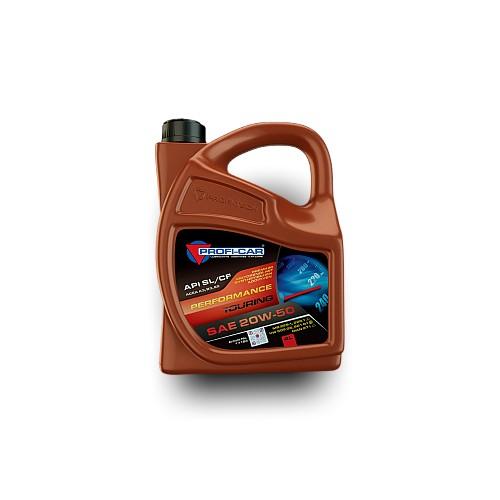 روغن موتور پروفیکار مدل Performance Touring SL حجم 5 لیتر (20W-50)