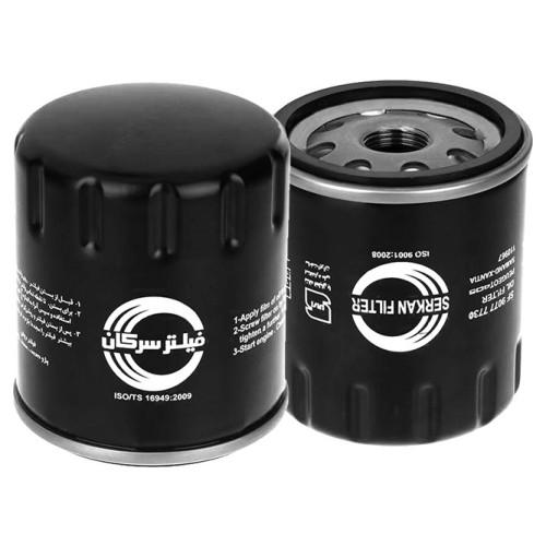فیلتر روغن MG 530-550 توربو سرکان