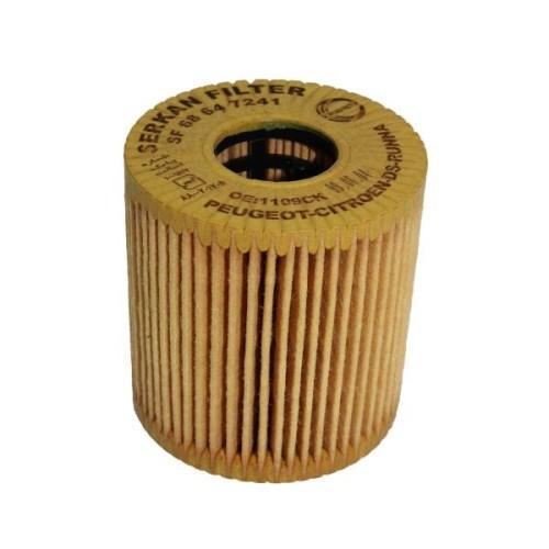 فیلتر روغن پژو 206 207 2008 TU5 سرکان