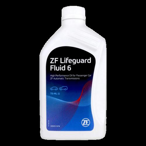 روغن گیربکس اتوماتیک ZF LifeGuard Fluid 6HP برای بی ام و 330i سدان E90 2006-2009