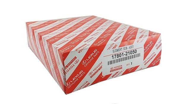 فیلتر هوا کرولا و یاریس کد 17801-21050